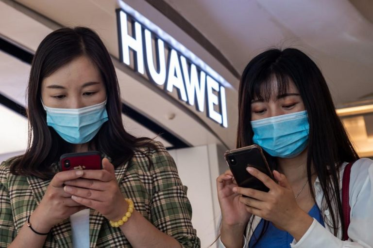Huawei's Chinese mobile rivals look to capitalize on its US woes