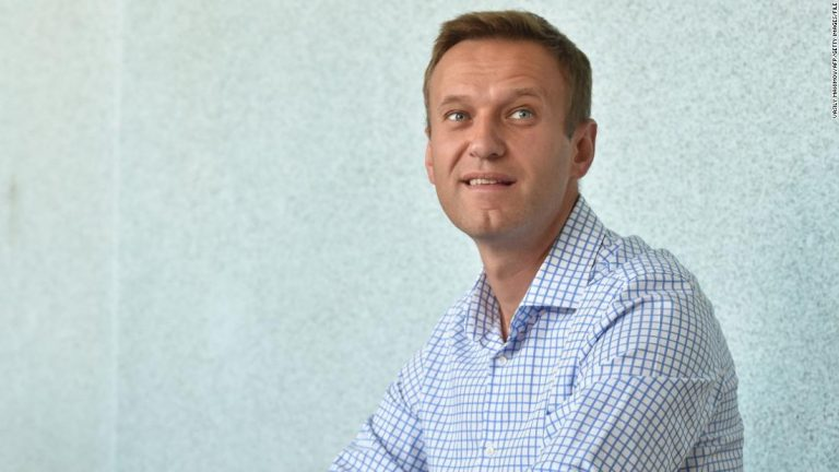 Russian minister says Navalny poisoning reports 'funny to read'