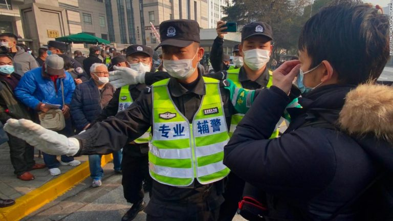 Chinese journalist who covered Wuhan Covid-19 outbreak jailed
