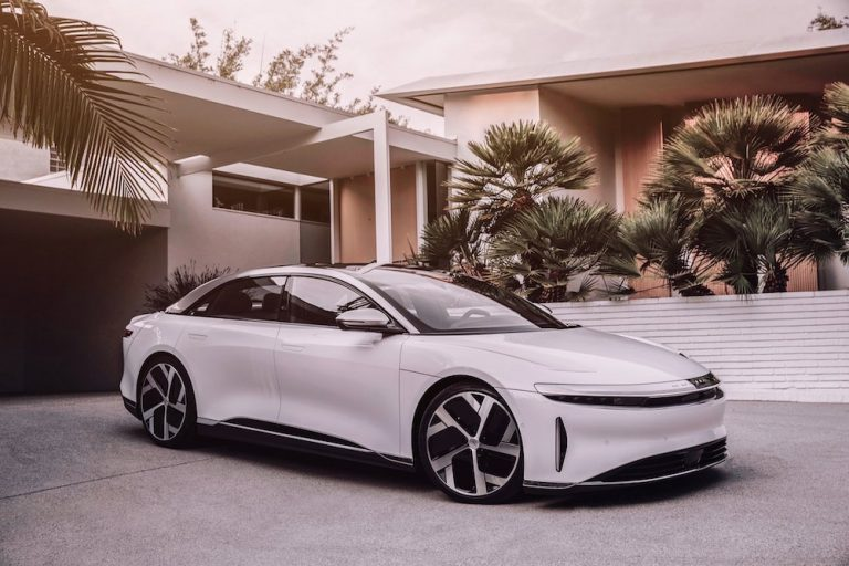 PIF makes billions on its investment in Lucid Motors