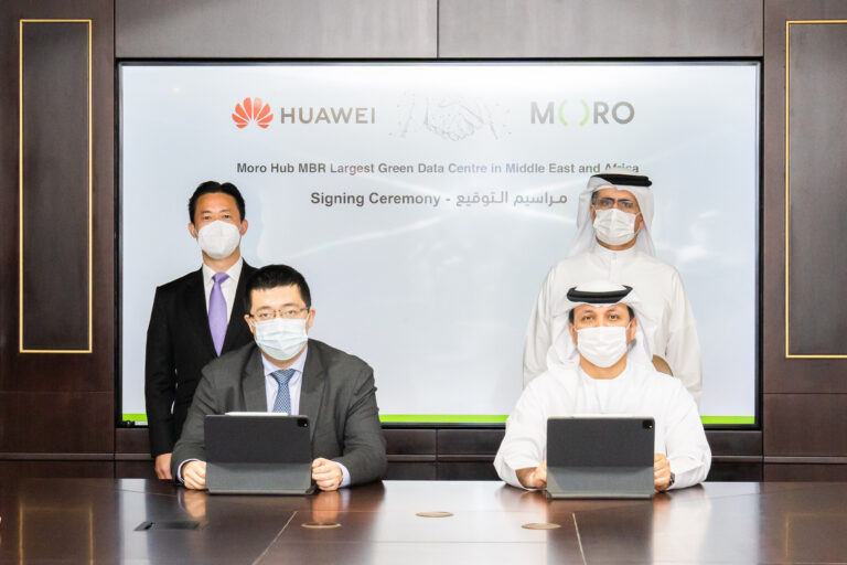 DEWA arm to build region's 'largest solar-powered' data center with Huawei