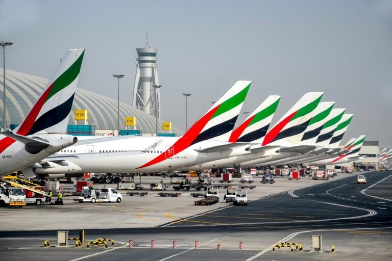 Emirates converts 16 passenger planes to carry cargo