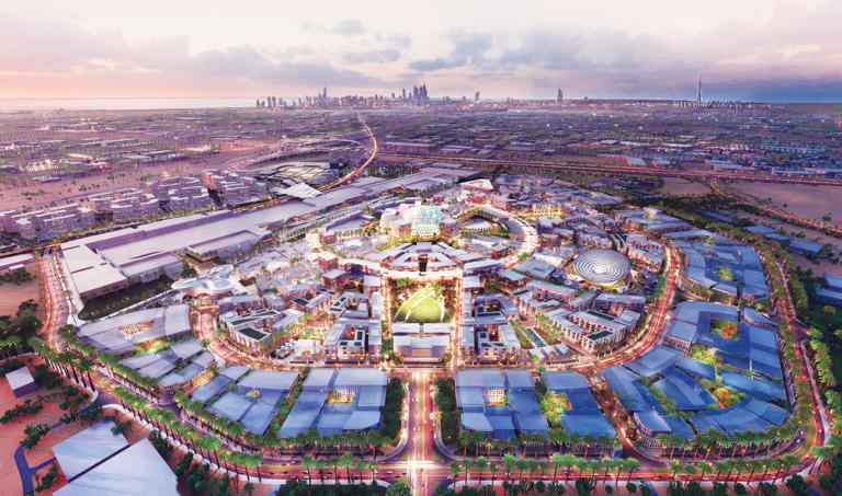 African nations eye Dubai Expo for image overhaul