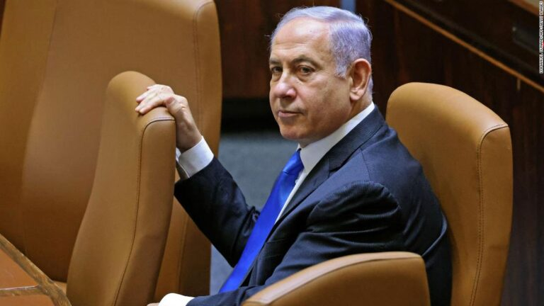 Netanyahu ousted from power