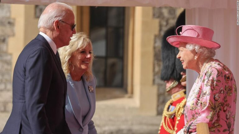 Biden's spectacular breach of royal protocol didn't keep UK visit from success