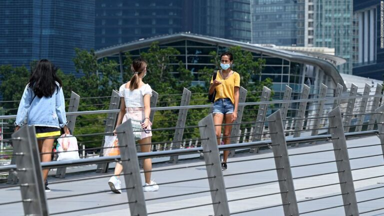 Singapore's vision for a new normal