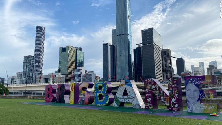 Brisbane officially announced as host of 2032 Olympics